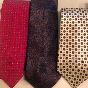 Vintage Countess Wara NY Men's Ties